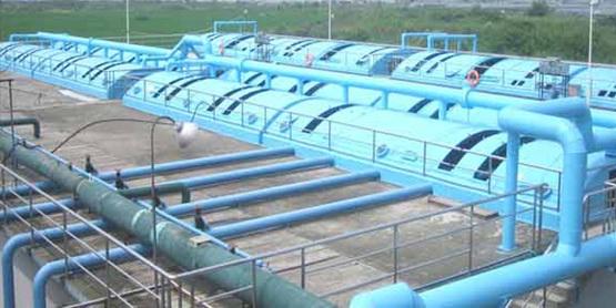 污水池加盖收集系统——除臭工程
