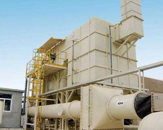 制药行业废气处理典型案例分析
