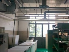 生物工程研究所电镀废气处理