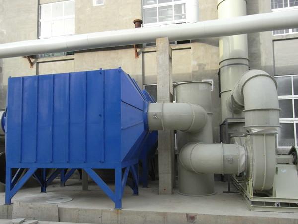 如何降低工业废气处理成本
