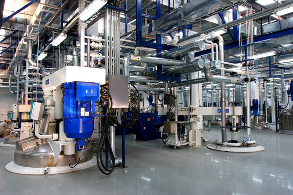 油漆厂有机废气处理方案