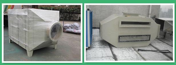 恒蓝环保有机废气处理设备之四活性炭吸附塔
