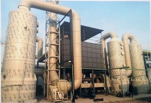 有机废气处理方法燃烧法应用于废气治理工程