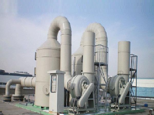有机废气处理方法-吸收法