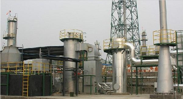 沥青废气处理设备共同组合来净化效果比较好
