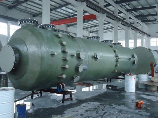 对于甲硫醚废气处理采用吸收塔也可达标