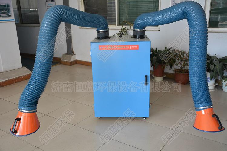 本文主要说的是恒蓝环保公司生产的焊接烟尘净化装置工作原理。