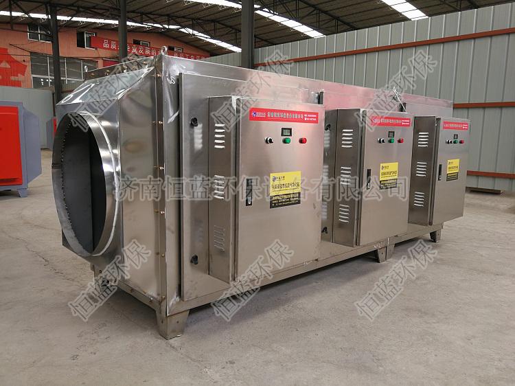 真空泵产生的废气如何处理?