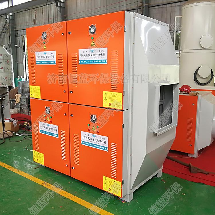 20000风量光氧催化设备2