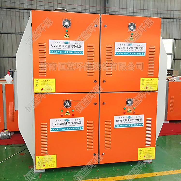 20000风量光氧催化设备3