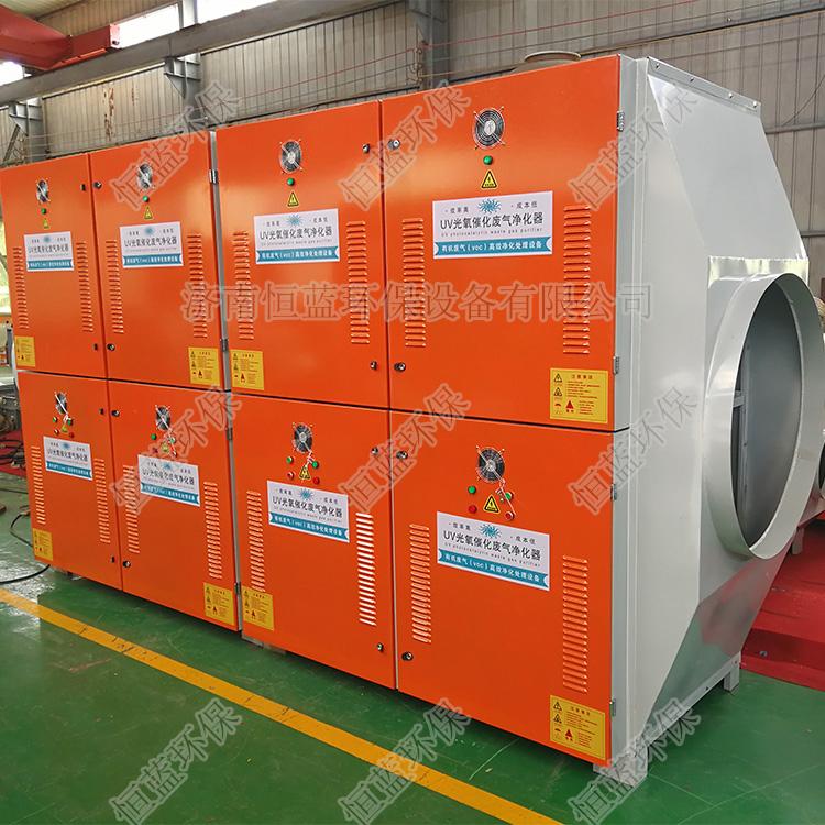 40000风量光氧催化设备2