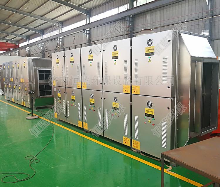 50000风量光氧催化设备