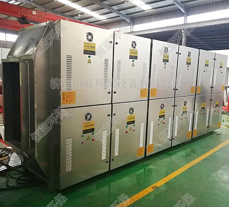 60000风量光氧催化设备1