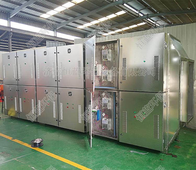60000风量光氧催化设备4