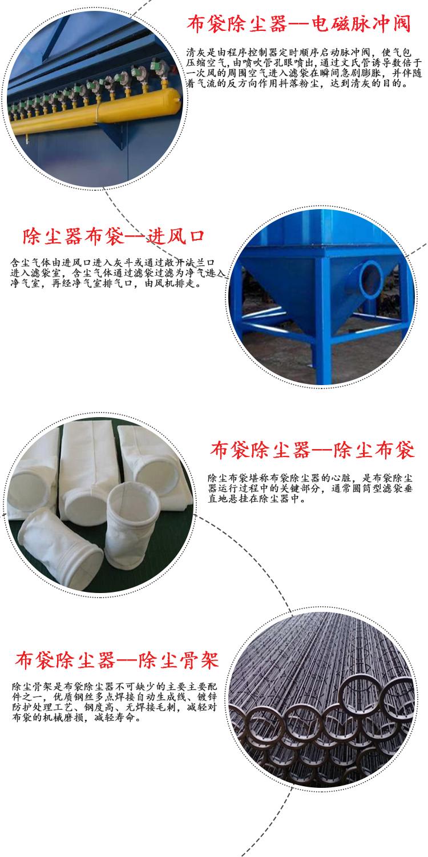 36袋脉冲式布袋除尘器细节介绍