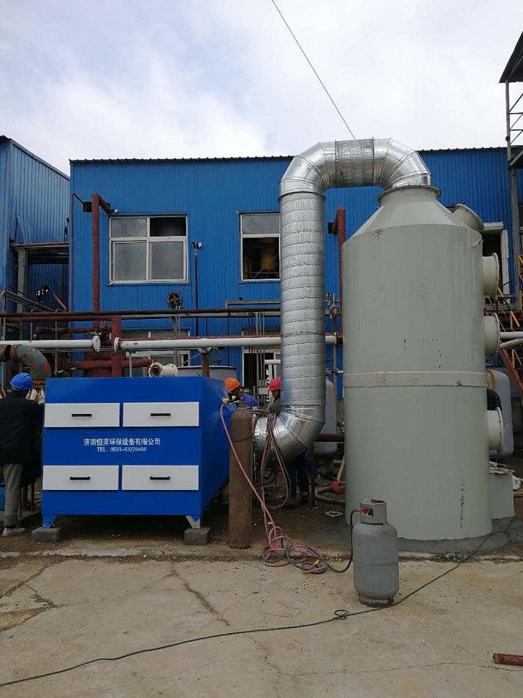 集成电路行业废气处理如何保证效果?