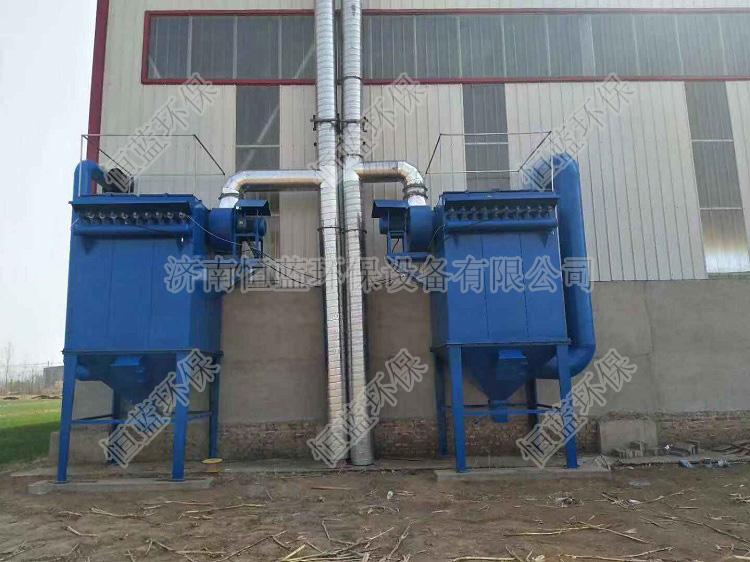 简单的打磨粉尘废气处理方法