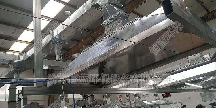 西安印刷厂废气处理工程04