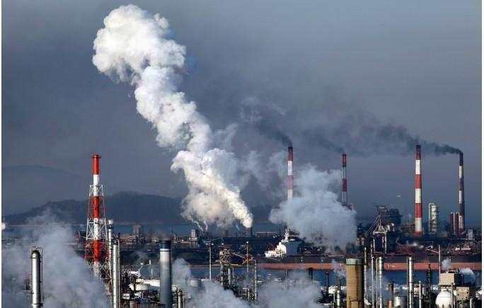 工厂排放的废气所造成的危害