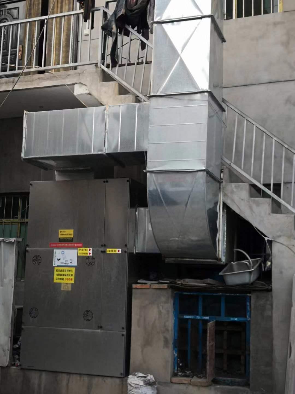 4s店喷漆房废气处理设备