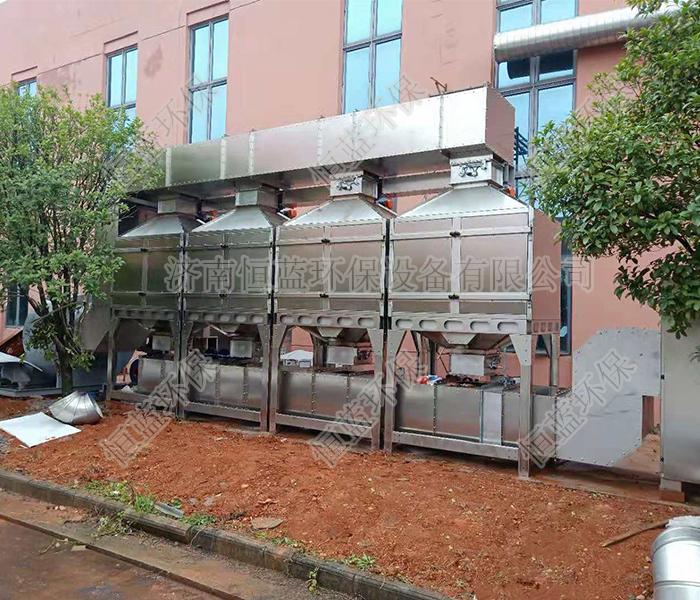 RTO废气处理的优点及缺点