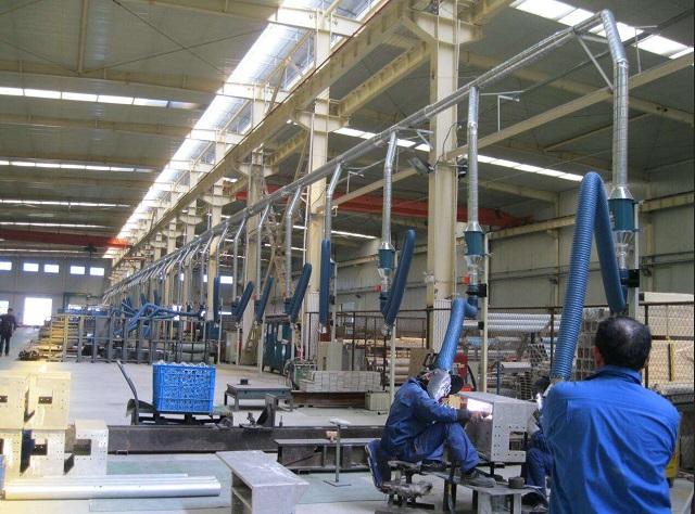焊接废气处理系统