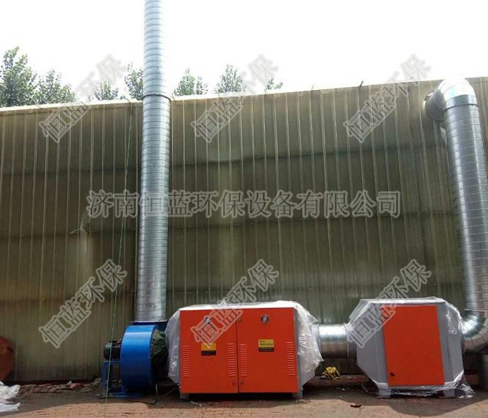 涂料厂采用的有机废气处理方法你用过吗?