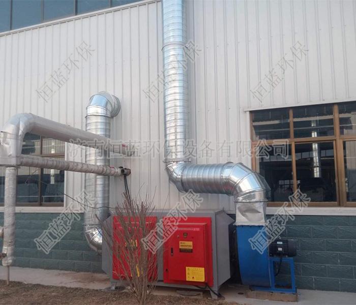 工业废气处理注意事项