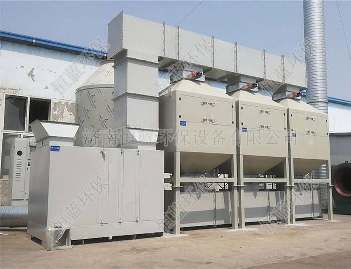 二氧化氮废气采用哪种处理方法可以达标?