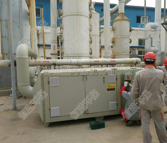 处理不同情况的工厂废气需要注意的问题