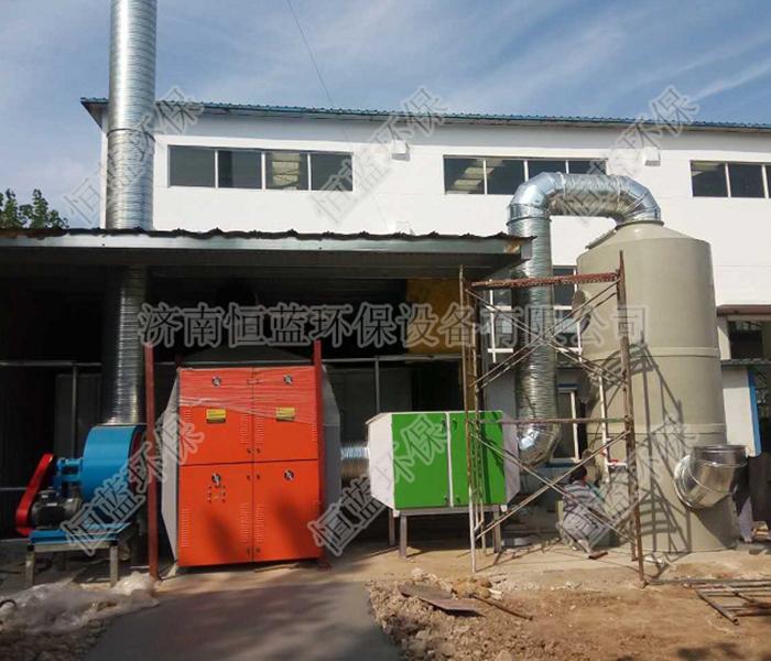污水处理厂的废气采用哪个方法处理好