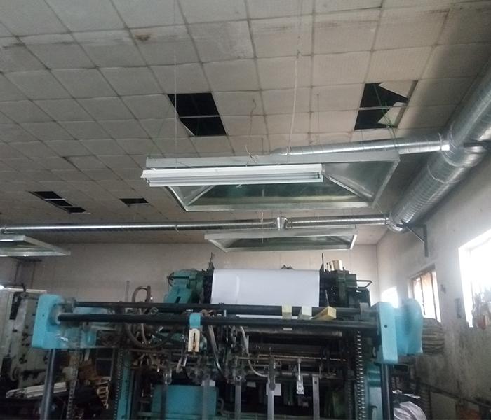 印刷厂废气处理工艺01