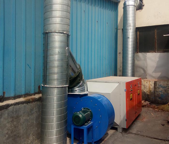 硫化氢废气处理方案01
