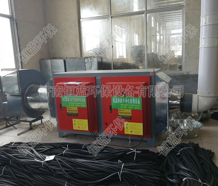 镀锌产生的废气处理方法01
