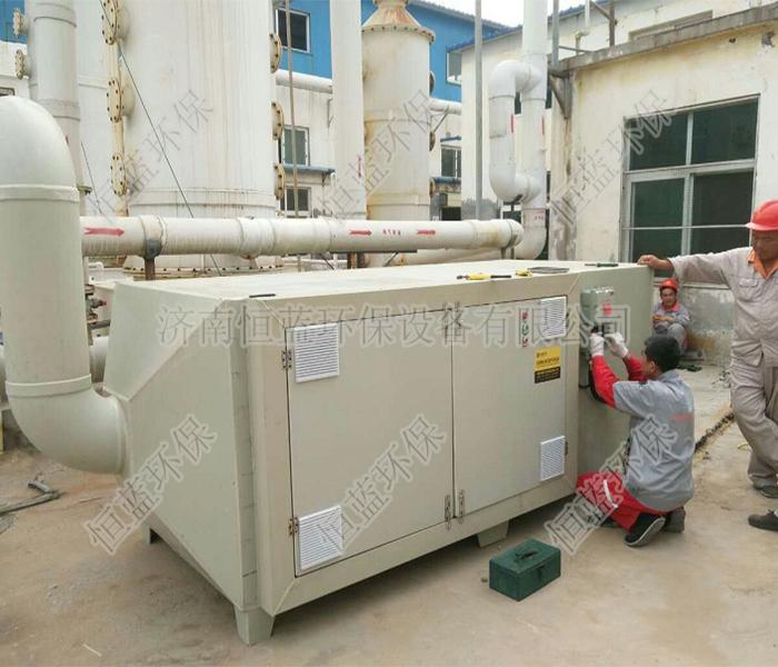 化工厂有机废气处理方法