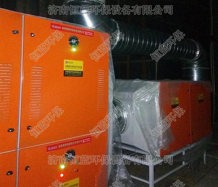 催化氧化工业废气治理常用方法