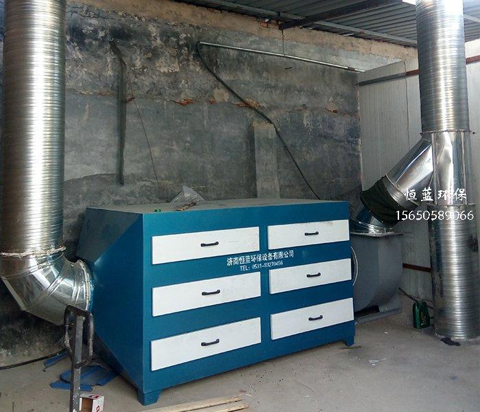 活性炭吸附箱1万风量用多少立方活性炭