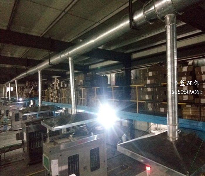 活性炭吸附箱1万风量用10立方活性炭