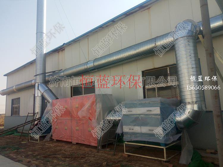 几种工业废气处理方法