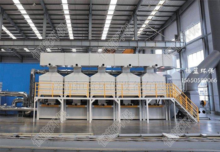 催化燃烧印刷废气治理设计方案