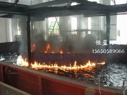 油烟废气处理采用的工艺流程