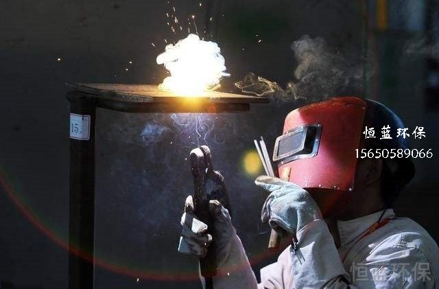 露天焊接环保部门会如何处理