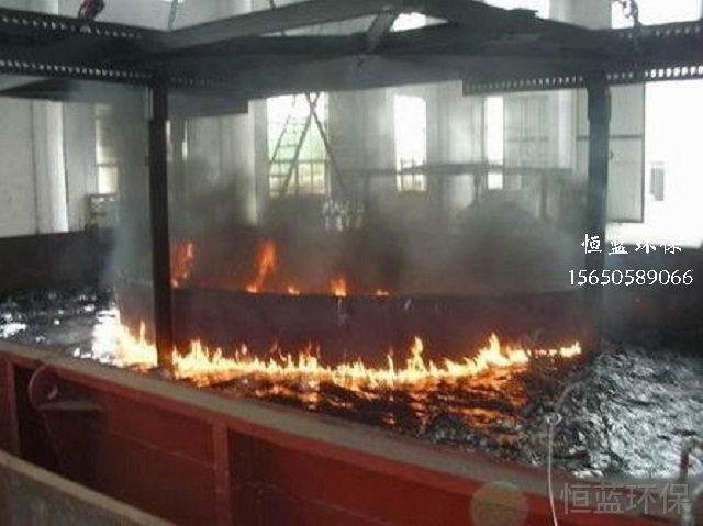 工业油烟废气治理用哪种工艺更合适