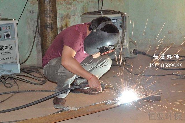 电焊产生的有害气体主要成分