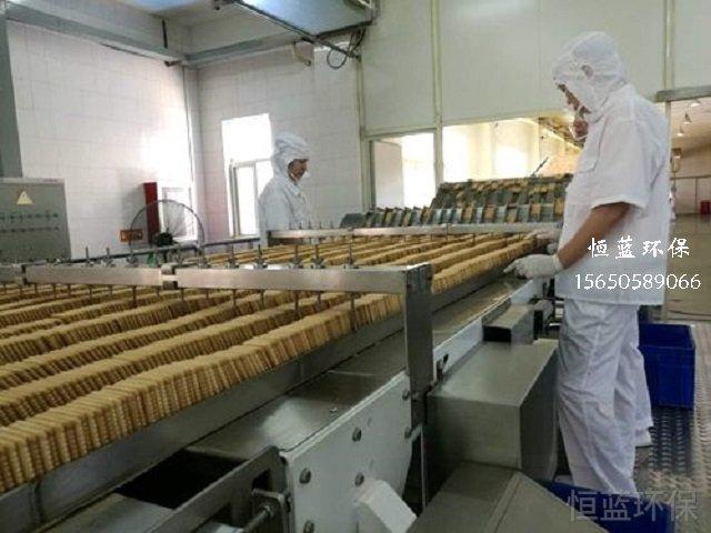 饼干厂废气成分如何处理