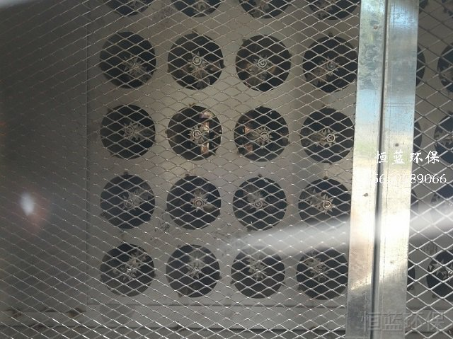 高压静电除尘器的工作原理