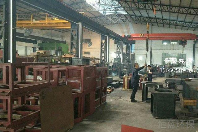 大型焊接车间除尘用的方案