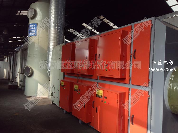 热处理产生的废气主要成份